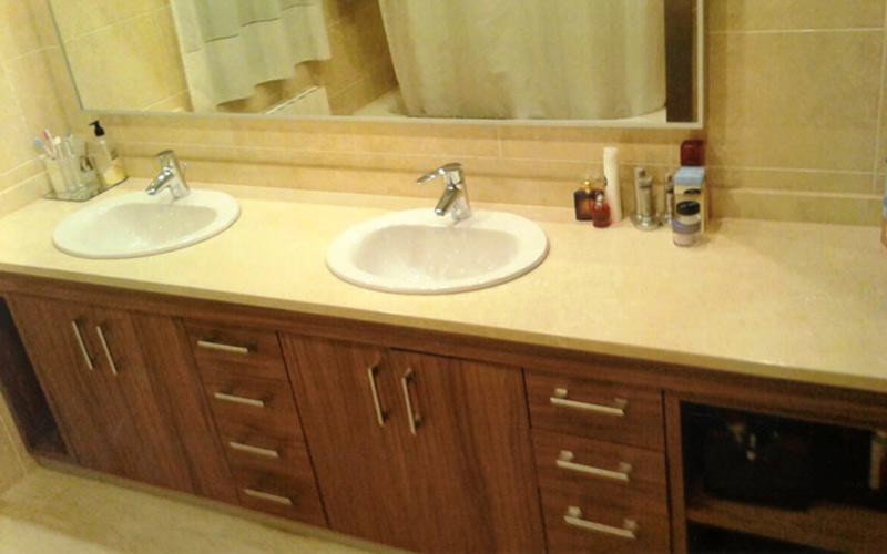 Muebles de ba o a medida baratos en madrid reparaciones - Muebles baratos de bano ...