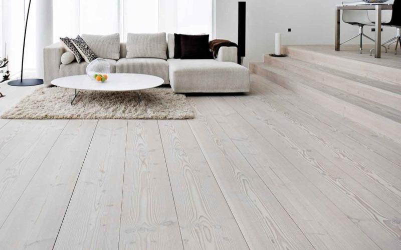 Suelos de tarima finest suelo interior tarima de madera - Suelo barato interior ...