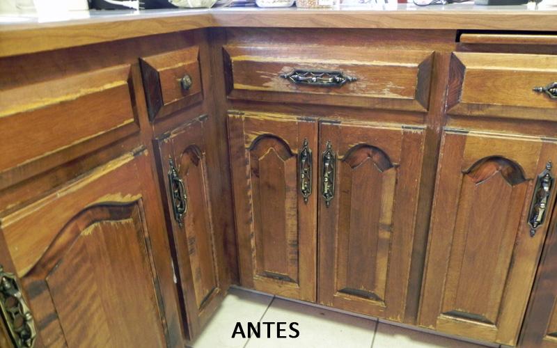 Reparaci n muebles cocina en madrid precios econ micos for Muebles de cocina espana