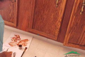 Restauracion-de-cocinas-en-Madrid- -JL-carpinteros.-Reparacion-de-muebles de cocina-en-Madrid